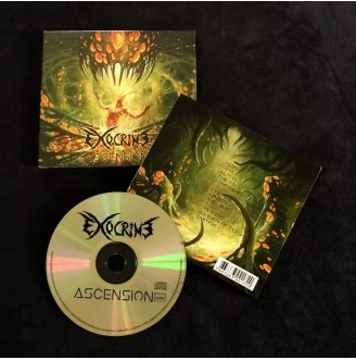 Ascension - CD - Exocrine