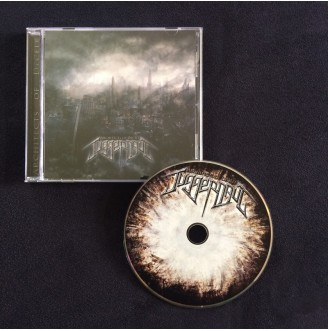 Architects Of Deceit - CD -...