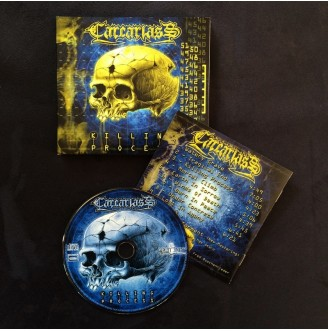 Killing Process - CD (2016...