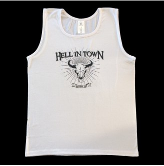 Tank top Hell In Town