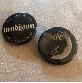 Badge Arcania/Madison amp's