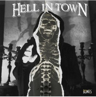 Bones - CD - Hell In Town