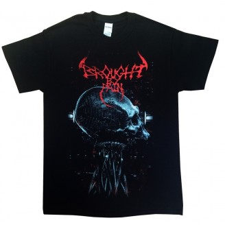 T-shirt Skull Brought By Pain