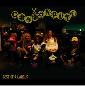 Best Of A L'argus - CD -...
