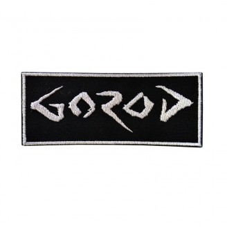 Patch GOROD New Logo